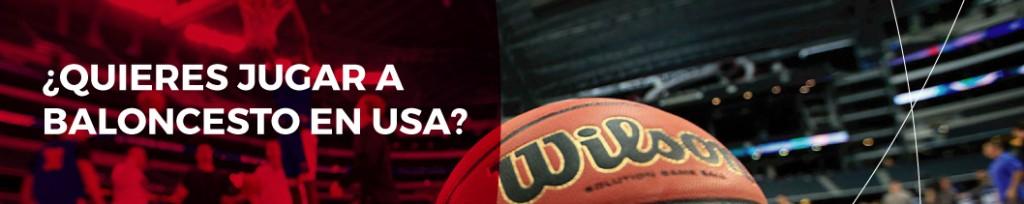 ¿Quieres jugar al baloncesto en USA?
