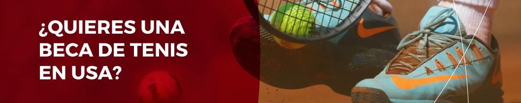 ¿Quieres una beca de tenis? Clica aquí