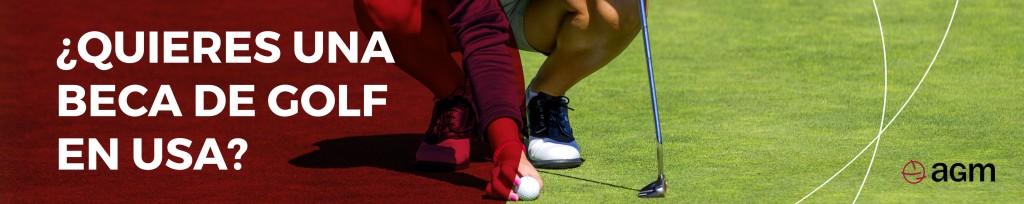 ¿quieres una beca de golf en usa? Pincha aquí