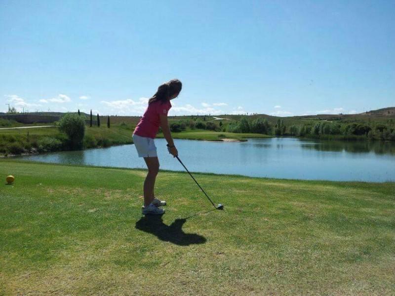Becas de golf en EE.UU.