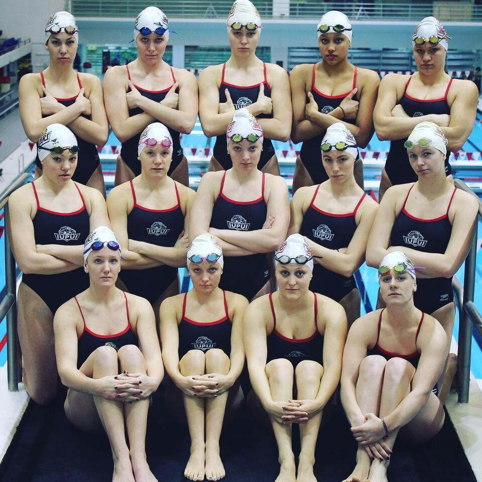 Nadadoras division 1 EEUU