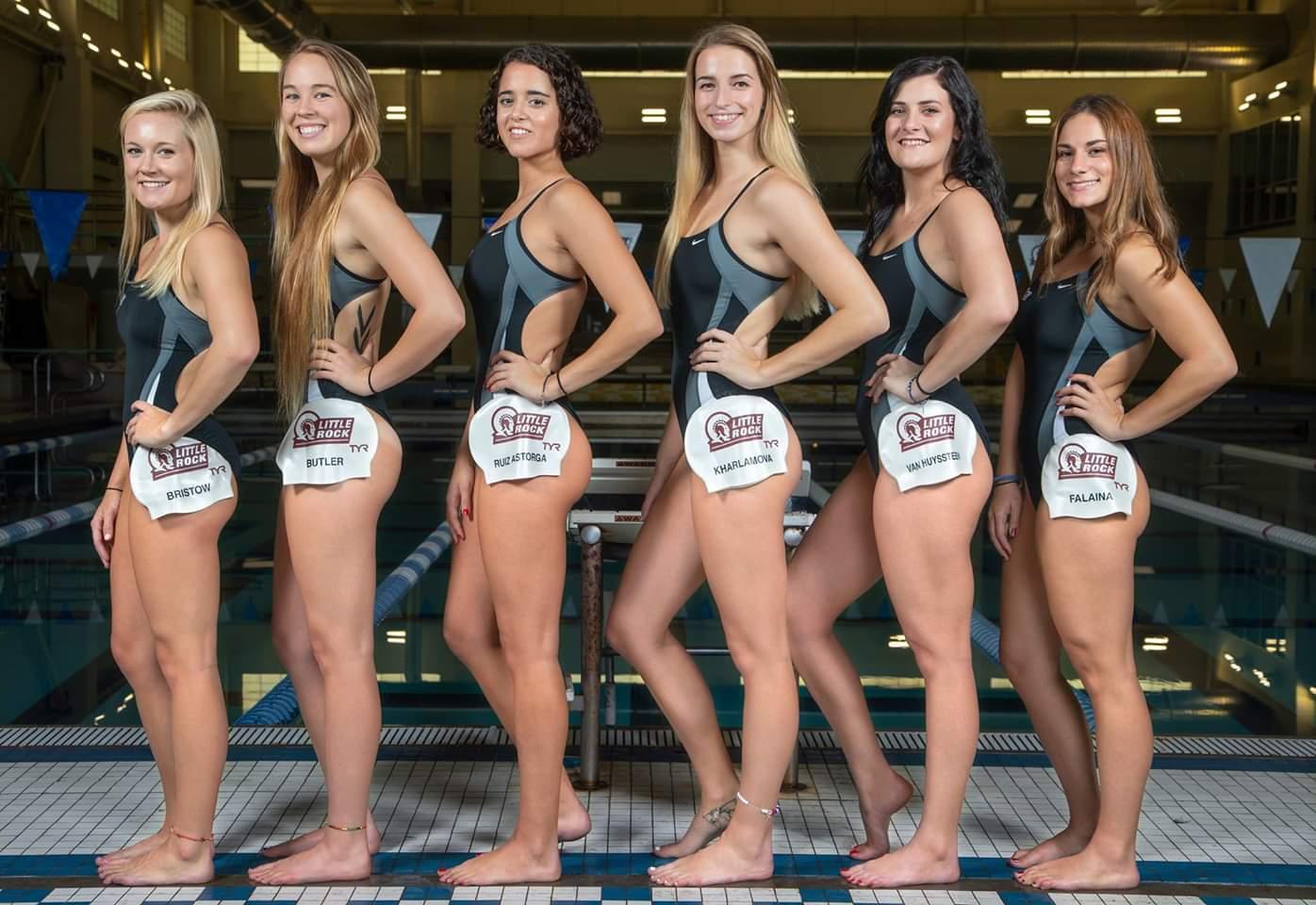 becas de natacion