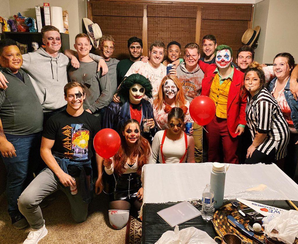 Fiesta de Halloween en USA
