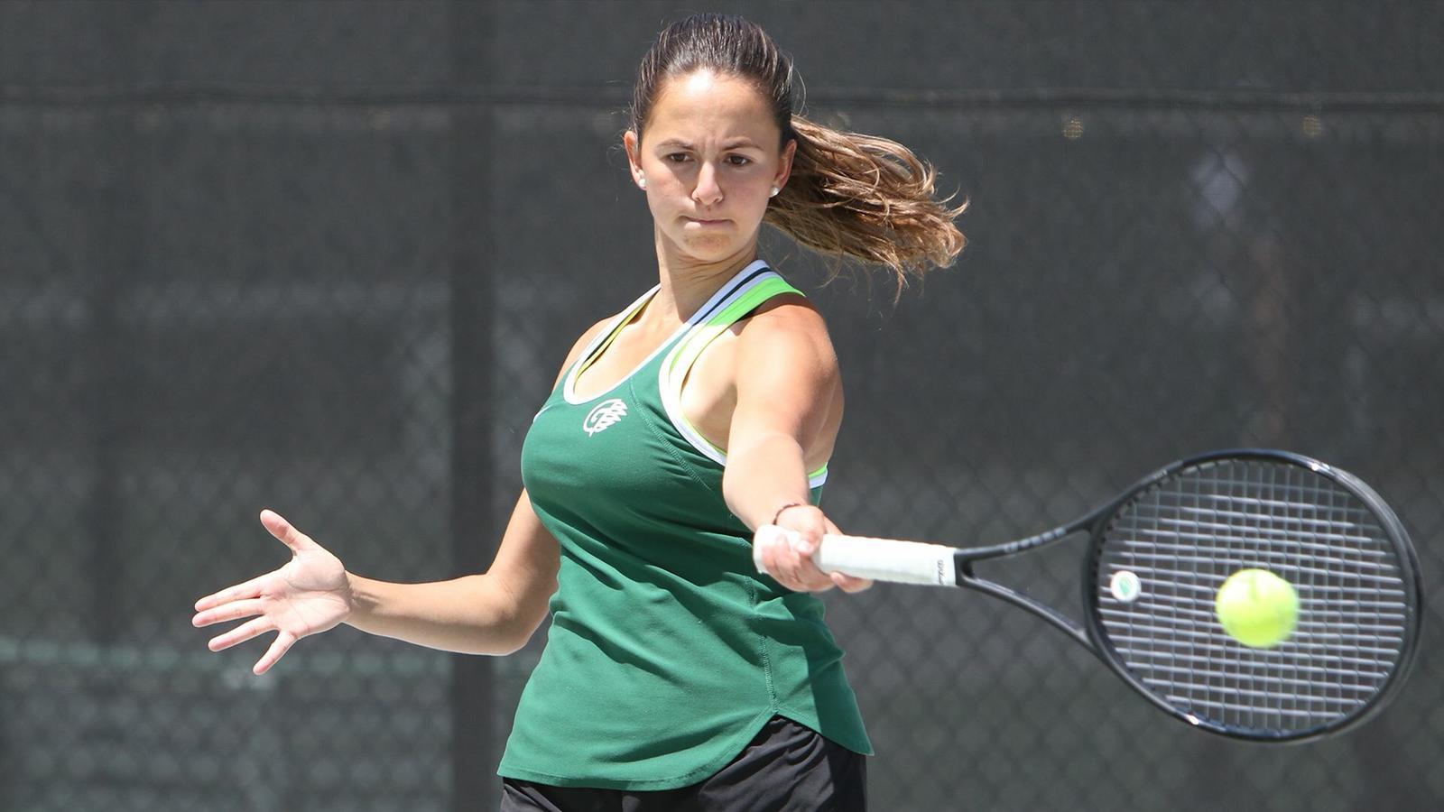 henar garcía tenis formacion en EEUU