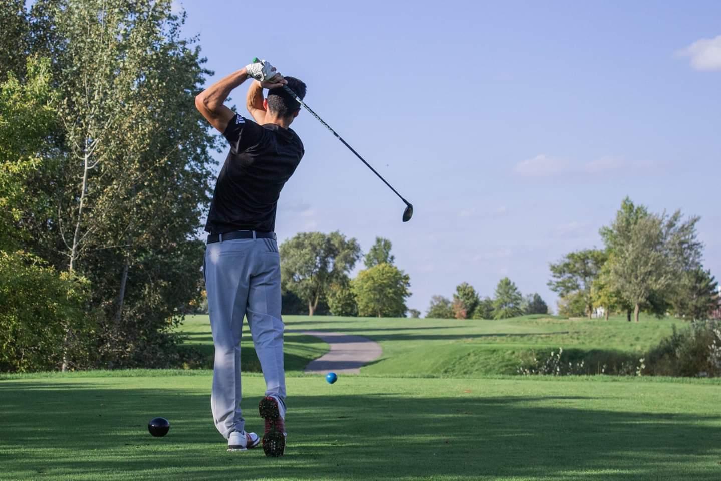 Marcos Irizar - golf