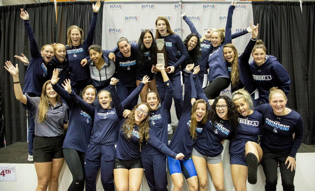 Keiser University Women's Swimming