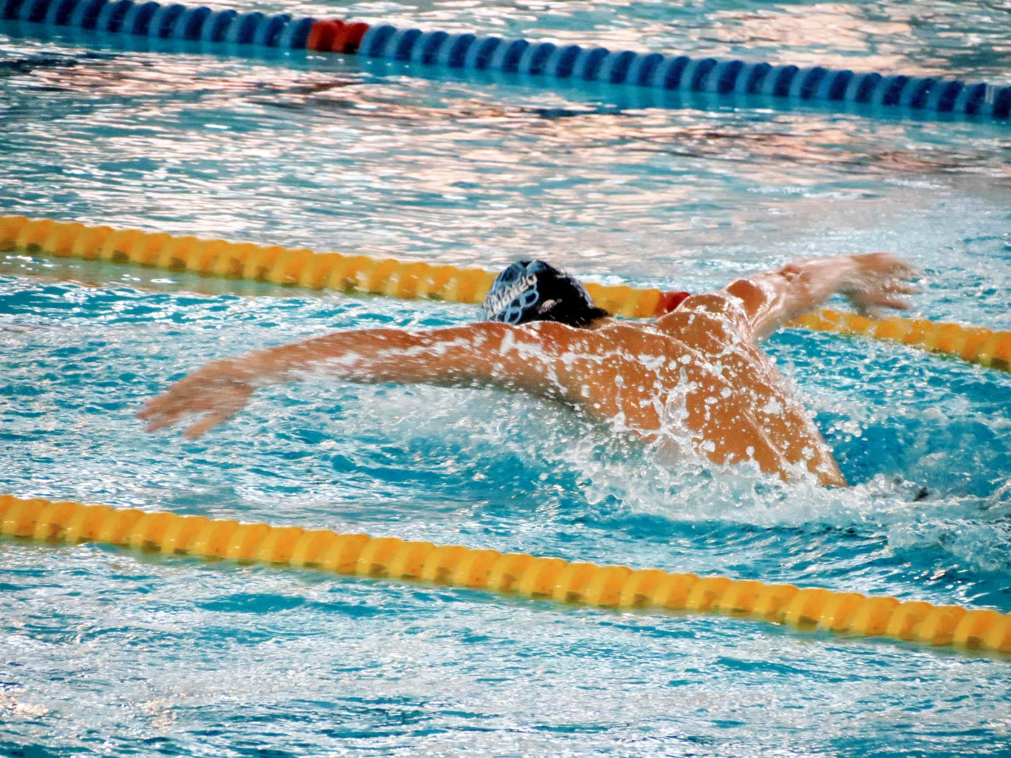 becas natacion