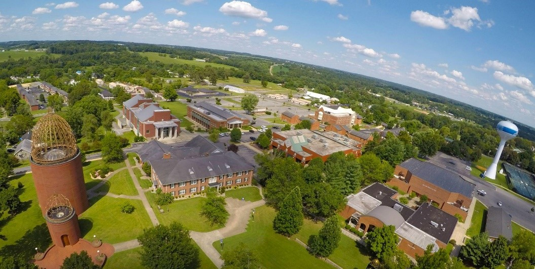 Imagen del campus de Lindsey Wilson College