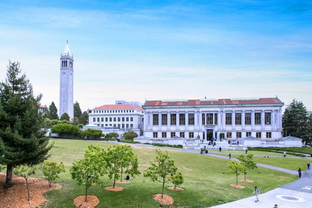 Imagen del campus de University of California Berkeley