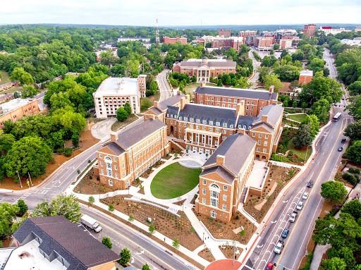 Imagen del campus de University of Georgia
