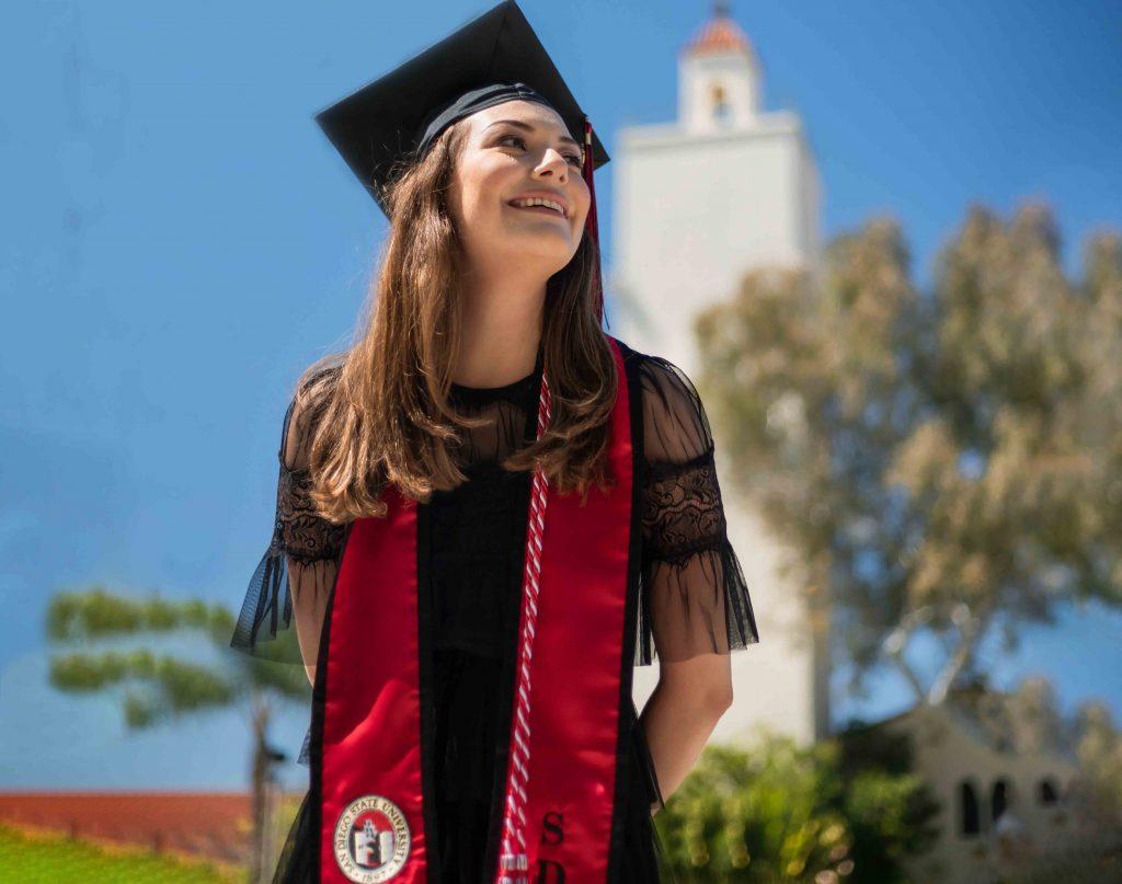 Graduación universidad USA