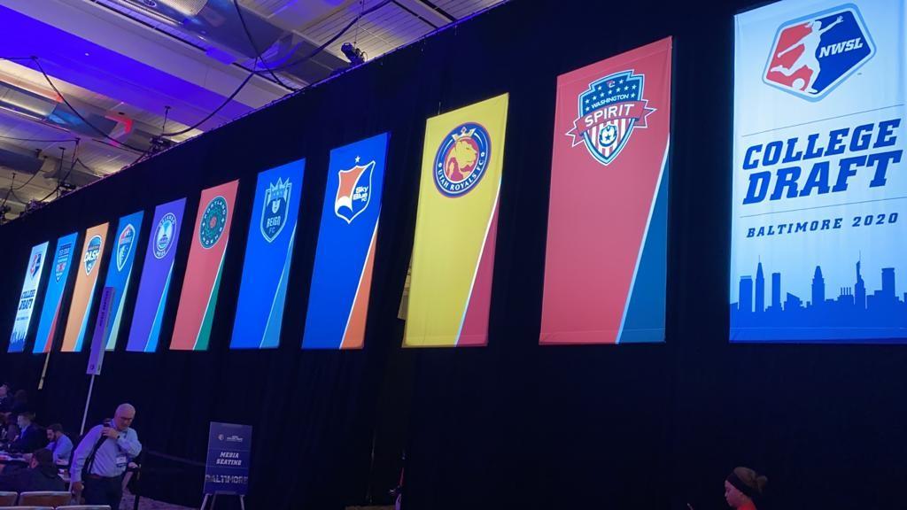 Participación en Soccer Convention (Baltimore, enero de 2020)