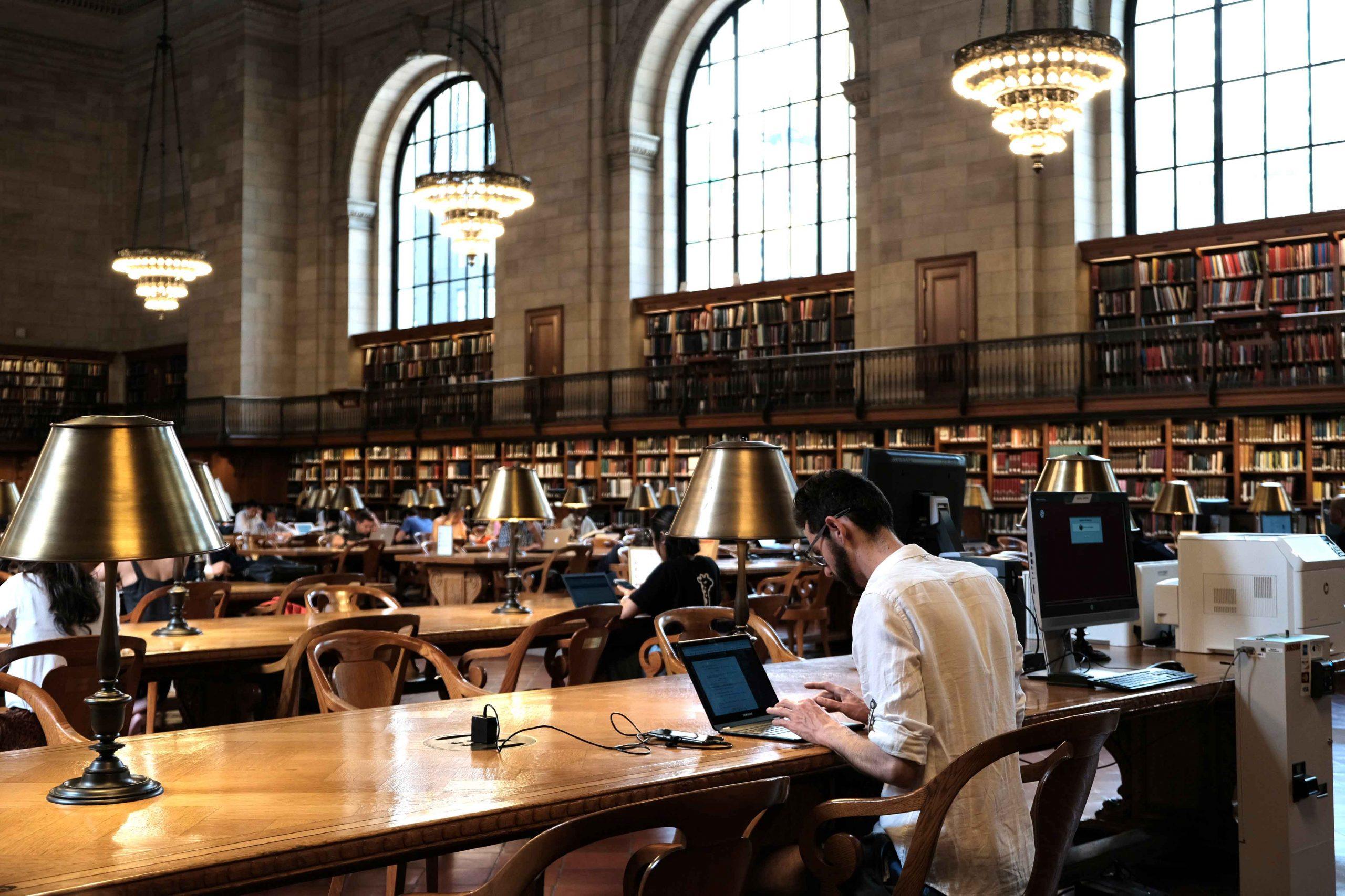 Biblioteca de USA