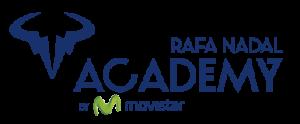 Logo Rafa Nadal Academy by Movistar